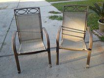 Pair of Patio Chairs in The Woodlands, Texas