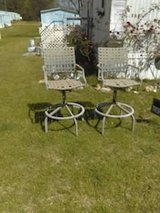 Set of Nice outdoor chairs in Dothan, Alabama