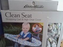EDDIE BAUER cart and highchair cover in Yucca Valley, California