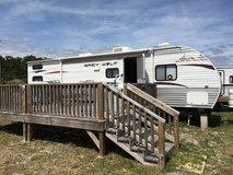 2013 GREY WOLF 2 BEDROOM Camper in Camp Lejeune, North Carolina