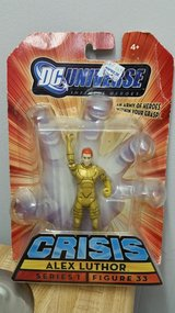 DC UNIVERSE INFINITE HEROES ALEX LUTHOR * vintage in Fort Benning, Georgia