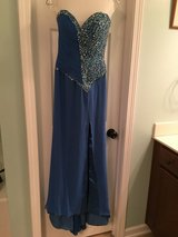 Tiffany Prom Ball Gown Dress Size 4 in Camp Lejeune, North Carolina