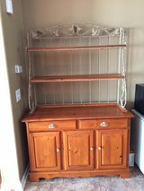 Hutch with Shelving in Fort Polk, Louisiana
