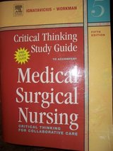 Medical surgical Nursing book. in Alamogordo, New Mexico