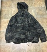NORDIC TRACK MENS CAMO WINTER JACKET W/ HOOD SIZE XL in 29 Palms, California