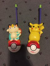 vintage Pokémon walkie talkies in San Bernardino, California