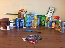 PCS sale- Cleaning supplies + in Okinawa, Japan