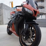 ***reduced***2008 CBR600rr JCI good til March 2019 in Okinawa, Japan