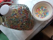 orbeez for all your craft needs in 1 gallon jugs all new never used in Beaufort, South Carolina
