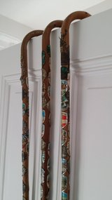 German walking sticks in Wiesbaden, GE