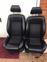 Mondeo leather trim seats and door cards 2004 in Lakenheath, UK