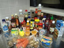 PCS sale- Unexpired Food/sauces! in Okinawa, Japan