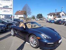 2014 Porsche Boxster S Cabrio Certified in Ramstein, Germany