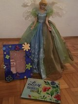 Girls Decorative Items - Angel, Picture Frame, Jewelry Holder in Ramstein, Germany
