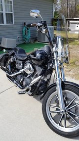 2006 Harley Street Bob motorcycle in Camp Lejeune, North Carolina