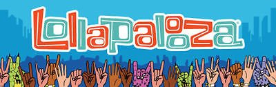 Lollapalooza 2, 4 day passes! BELOW COST!! in Naperville, Illinois