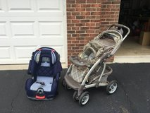 Stroller & car seat in Bolingbrook, Illinois