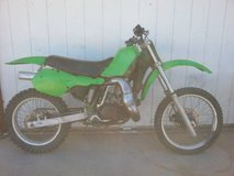 KX500 in Yucca Valley, California