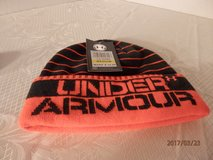 Under Armour knit cap Brand New w/tags in Yorkville, Illinois