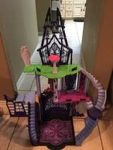 Monster high barbie house in Conroe, Texas