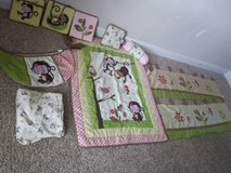 Crib bedding in Eglin AFB, Florida