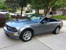 2007 Ford Mustang GT Premium Convertible in bookoo, US