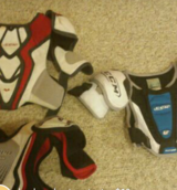 Chest protector in DeKalb, Illinois