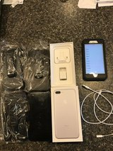 iPhone 7plus with Otterbox Defender+Extras in Fort Rucker, Alabama