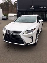 2017 Lexus RX 350. Realize your dreams in Ramstein, Germany