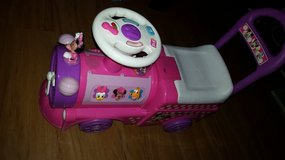 minnie mouse toy car in Naperville, Illinois