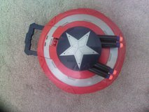 Captain America Shield in Fort Carson, Colorado