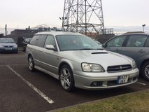 1999 Subaru Legacy GT in Lakenheath, UK
