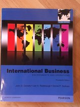 International Business in Ramstein, Germany