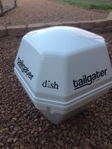 Dish tailgater in Alamogordo, New Mexico
