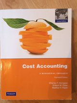 UMUC Cost Accounting in Ramstein, Germany