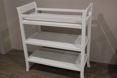 White Changing Table in Tomball, Texas