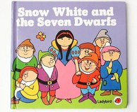 RARE Vintage 1985 Snow White and the Seven Dwarfs Hard Cover Book Ages 3 - 7 in Yorkville, Illinois