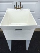 Laundry Tub with Faucet in Lockport, Illinois