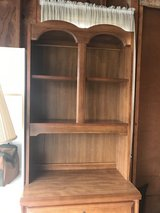 solid wood hutch in Bolingbrook, Illinois