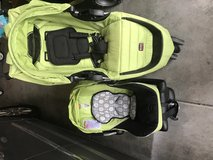 Britax stroller/ car seat combo in Chicago, Illinois