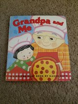 Grandpa and me board book lift the flap in Chicago, Illinois