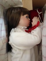A Christmas Prayer Porcelain Collector Doll in Plainfield, Illinois
