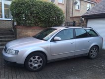 2003 Audi A4 Avant in Lakenheath, UK