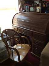 Desk and chair in Baytown, Texas