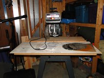 Craftmans 2.75 10 inch radial saw in Chicago, Illinois