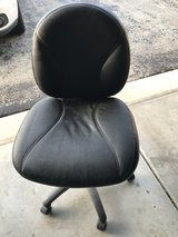 Desk Chair on Wheels in Lockport, Illinois