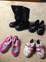 Girls toddler shoes size 7-8 in Shorewood, Illinois