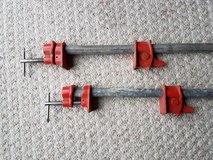 Woodworking Pipe Clamps in Chicago, Illinois