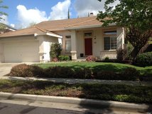 Enjoy this stylish, delightful single level home with 4 bedrooms, two full bathrooms,cozy firepl... in Fairfield, California