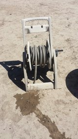 Hose and reel in Alamogordo, New Mexico